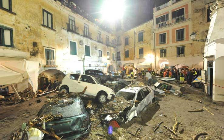 9 settembre 2010, l'esondazione e il lutto che colpì Atrani - aSalerno.it