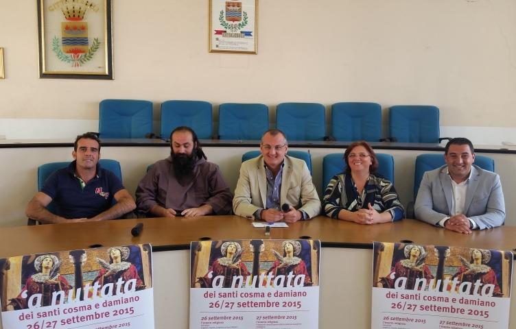 Eboli, presentato il programma per la festa dei Santi Cosma e Damiano - aSalerno.it