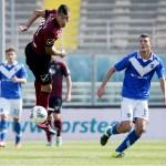 Calcio: Brescia Salernitana