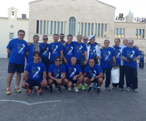 Maratona Padre Pio