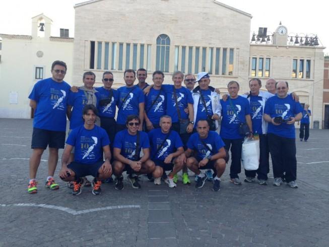 Sport e solidarietà, tutto pronto per la 12° Maratona di Padre Pio - aSalerno.it