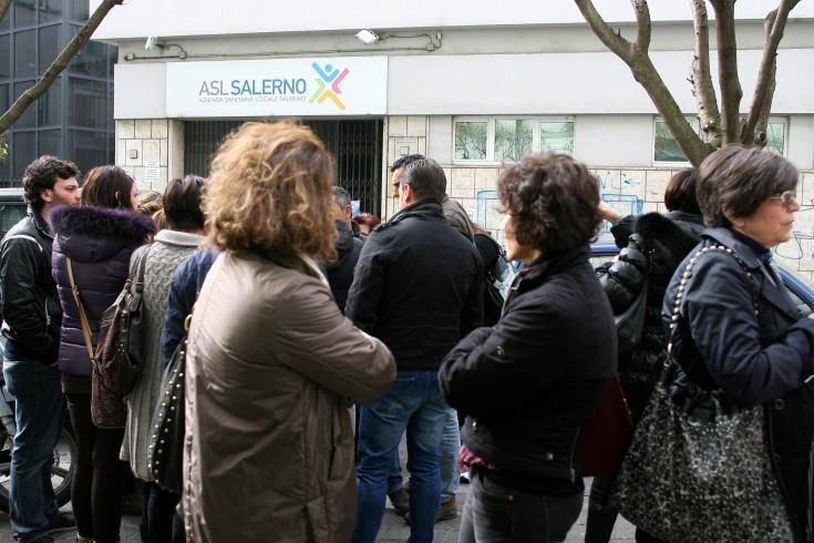 Asl Salerno, stabilizzati 23 infermieri precari - aSalerno.it