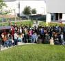 08 04 2014 Fisciano Università di Salerno test d'ingresso facoltà di Medicina.
