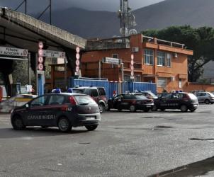 02 12 2014 Pagani Controlli Carabinieri Mercato Ortofrutticolo