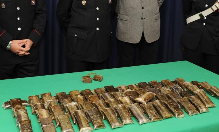 Arrestato per spaccio di droga un pregiudicato ad Agropoli - aSalerno.it