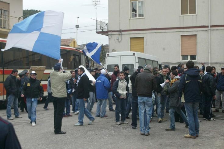Agropoli-Cavese, rischio Daspo per i cilentani: fermati anche 70enni - aSalerno.it
