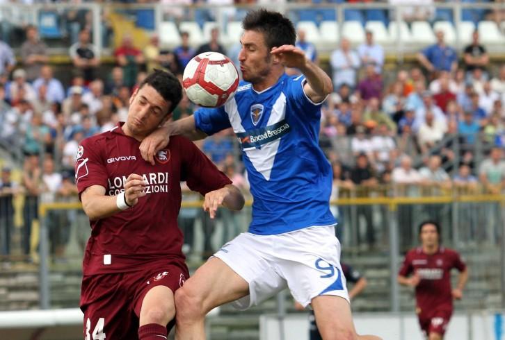 Boscaglia pensa al 4-4-2: si rivede l'airone Caracciolo, fuori Somma - aSalerno.it