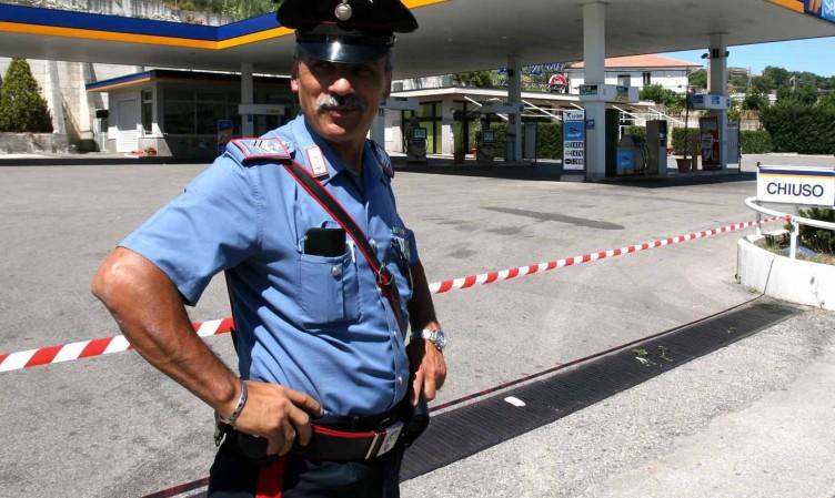Capaccio, rapina a mano armata al distributore di benzina - aSalerno.it