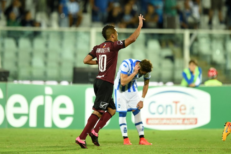 Gabionetta tiene a galla la Salernitana - aSalerno.it