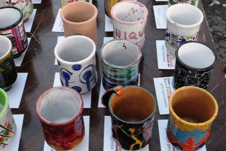 Ceramiche d'artista per un grande progetto di solidarietà - aSalerno.it