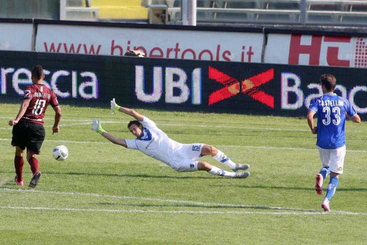 I PRECEDENTI – Brescia-Salernitana sempre in B, lo scorso anno nel segno di Gabio - aSalerno.it