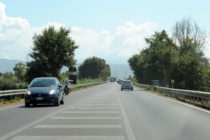 """Cilentana, chiuso al traffico il viadotto """"Chiusa"""" - aSalerno.it"""