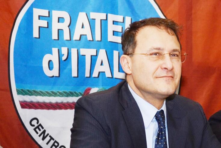 """Parla Cirielli:""""Sp 360, gravi rischi per la pubblica incolumità"""" - aSalerno.it"""