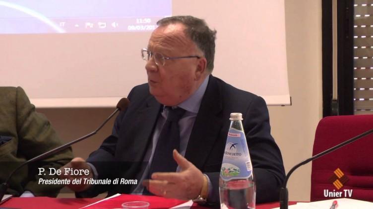 Figc Campania, il magistrato De Fiore nuovo commissario straordinario - aSalerno.it