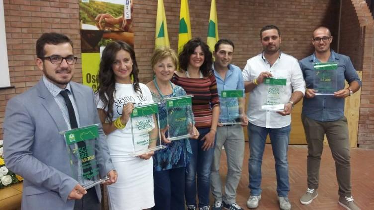 Il Comune di Salerno vince l'Oscar Green 2015 - aSalerno.it