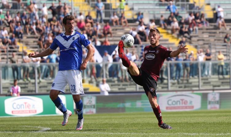 Gabionetta salva la Salernitana a Brescia - aSalerno.it