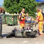 incidente ambulanza humanitas 1