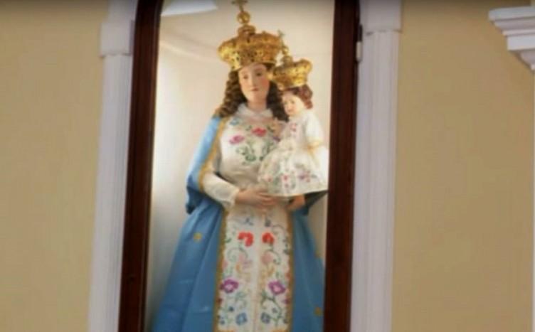 Pagani, rubato in Chiesa Gesù bambino tra le braccia della Madonna - aSalerno.it
