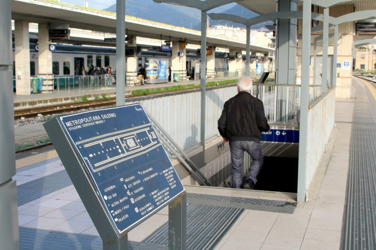 Niente metro per Salernitana-Perugia, disposti autobus sostitutivi - aSalerno.it