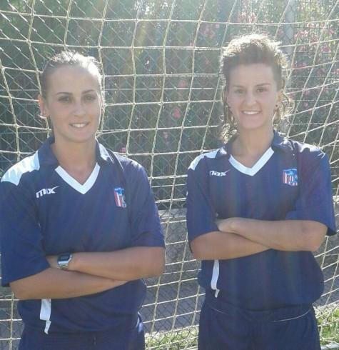 Olympic Salerno, inaugurata la scuola calcio tutta al femminile - aSalerno.it