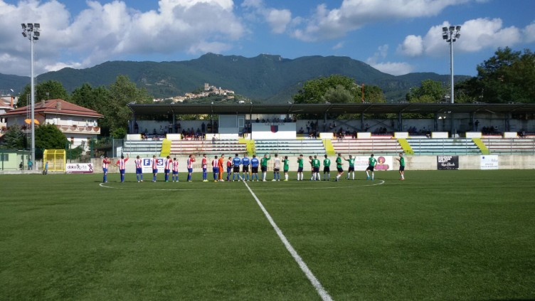 Promozione, Cannalonga-Olympic Salerno 2-1. Colchoneros sfortunati - aSalerno.it
