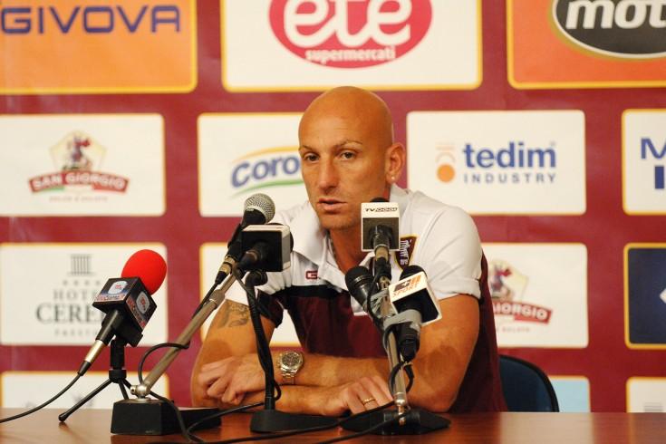 """Capitan Pestrin: """"Avevamo letto diversamente la partita, ma contenti"""" - aSalerno.it"""