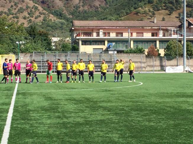 Promozione, Salernum Baronissi-Sassano 1-1. De Crescenzo non basta - aSalerno.it