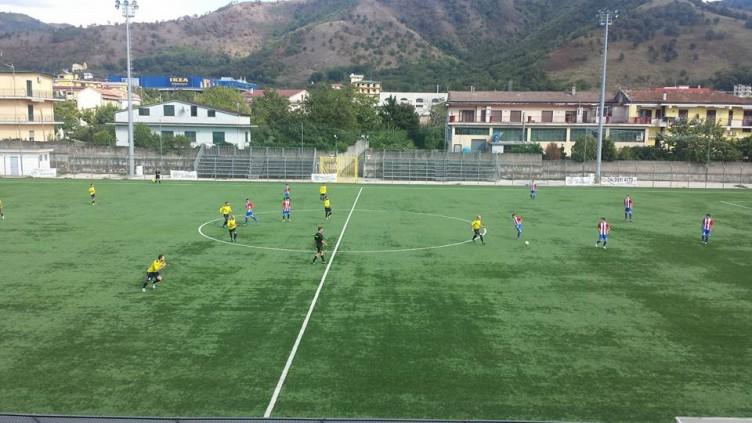 Promozione, Salernum Baronissi-Olympic Salerno 1-0. Decide Paciello - aSalerno.it