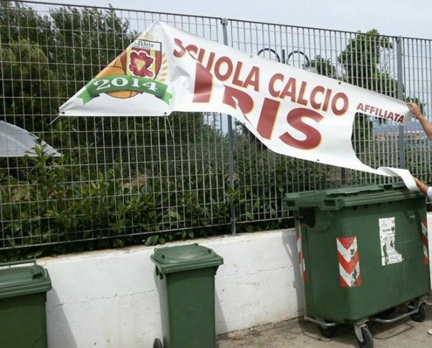 Eboli: vandali alla scuola calcio, scatta la denuncia - aSalerno.it