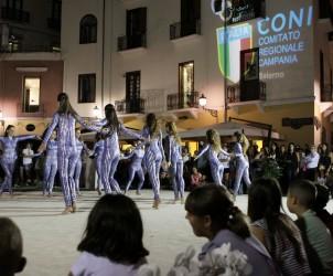 13 09 2014 Salerno Piazza Flavio Gioia Consegna Medaglie Coni