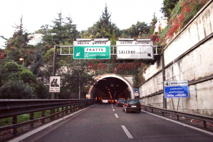 Chiusure in tangenziale tra il 23 settembre ed il 9 ottobre - aSalerno.it