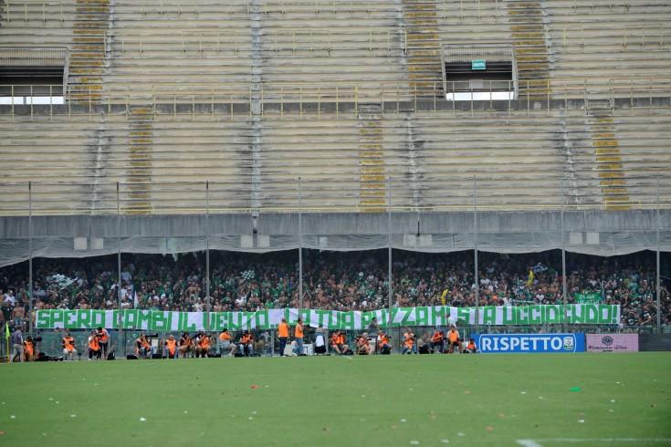 Tifosi dell'Avellino devastano i bagni all'Arechi, danni da 1500 euro - aSalerno.it