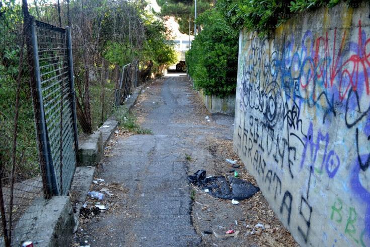 Sgomberato accampamento rom in via Picarielli - aSalerno.it
