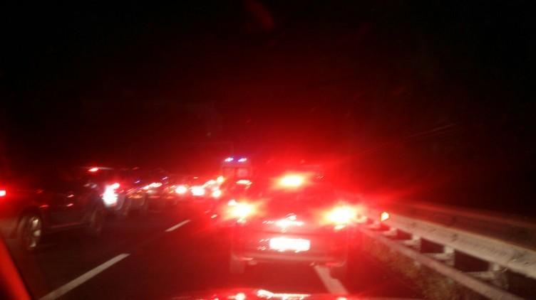 Incidente in via Fra Generoso, auto distrutte e traffico in tilt - aSalerno.it