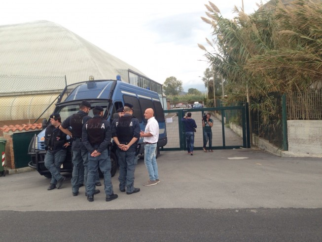"""Allenamento """"blindato"""" per i granata, al Volpe il reparto mobile - aSalerno.it"""