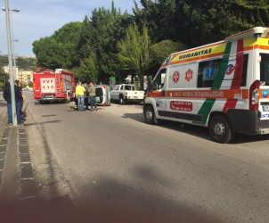 Incidente in via Smaldone