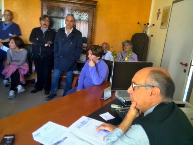 Ruggi: prove di dialogo tra Viggiani e i dipendenti - aSalerno.it