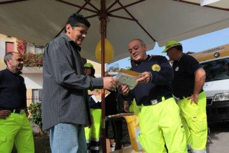 """Capaccio aderisce a """"Io non rischio"""" campagna della protezione civile - aSalerno.it"""
