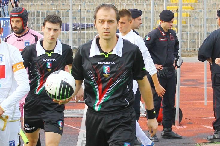 Luca Pairetto dirigerà Crotone – Salernitana di domani sera - aSalerno.it