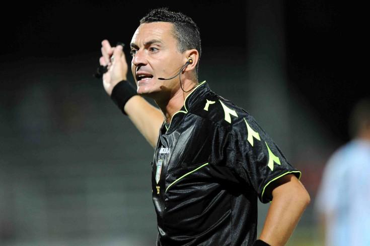 Riccardo Pinzani sarà l'arbitro di Salernitana – Cesena - aSalerno.it