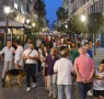 05 07 2015 Salerno Piazza Portanova Notte Bianca Concerto di Valerio Scanu