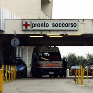 Salerno : pronto soccorso ospedale san leonardo