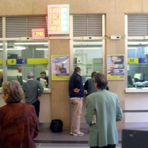 Salerno : Poste Centrali