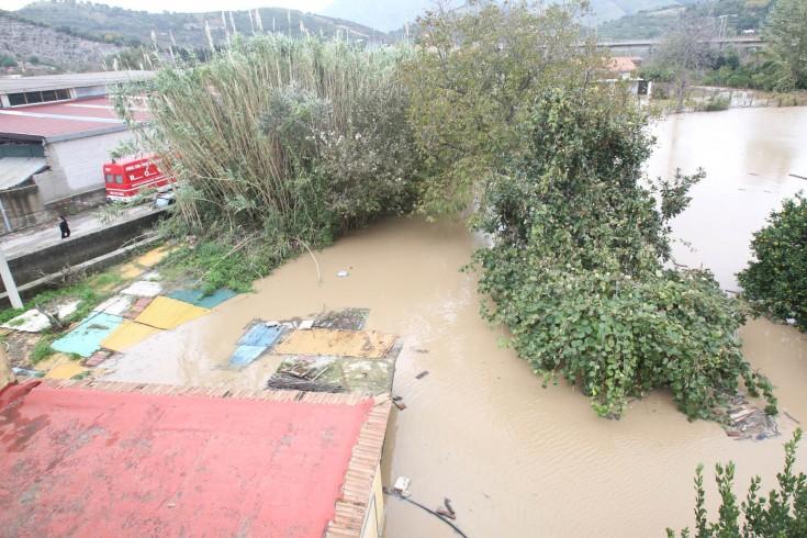 """Maltempo a Nocera, appello del sindaco ai nocerini: """"Non sostate vicino i corsi d'acqua"""" - aSalerno.it"""