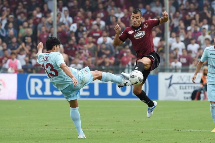 Al Trapani basta un gol di Citro per piegare la Salernitana - aSalerno.it