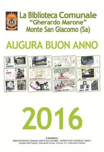 """""""I luoghi della memoria"""": a Monte San Giacomo il calendario 2016 - aSalerno.it"""