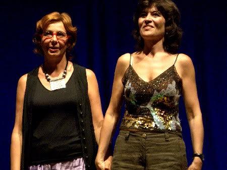 La musica di Maria Pia De Vito e Rita Marcotulli, protagonista a Cava - aSalerno.it