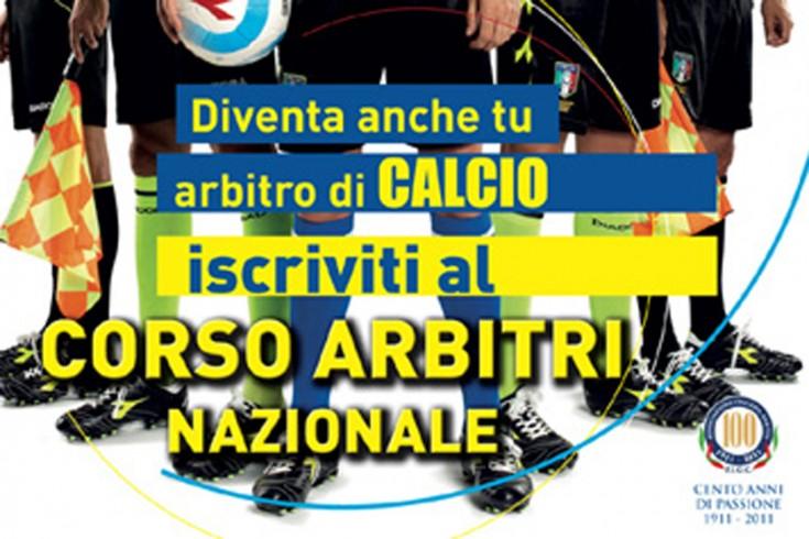 Corso nazionale per diventare Arbitri di Calcio - aSalerno.it