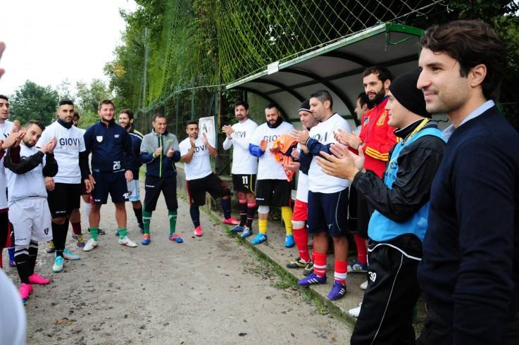 Calcio & Solidarietà, a Rufoli il terzo memorial Ivan De Simone - aSalerno.it