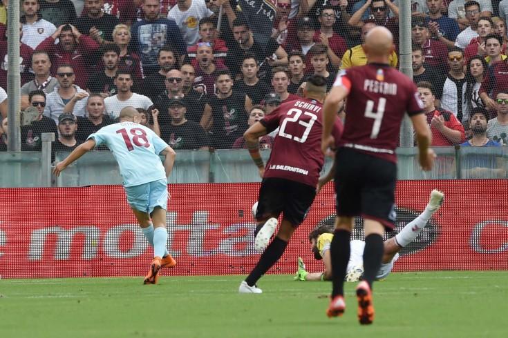 Salernitana beffata da Citro. Trapani avanti per 1 a 0 - aSalerno.it